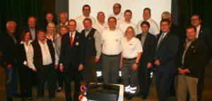 Seit vierzig Jahren ein kompetentes Team: die IuK-Fachgruppe im BRK Dachau