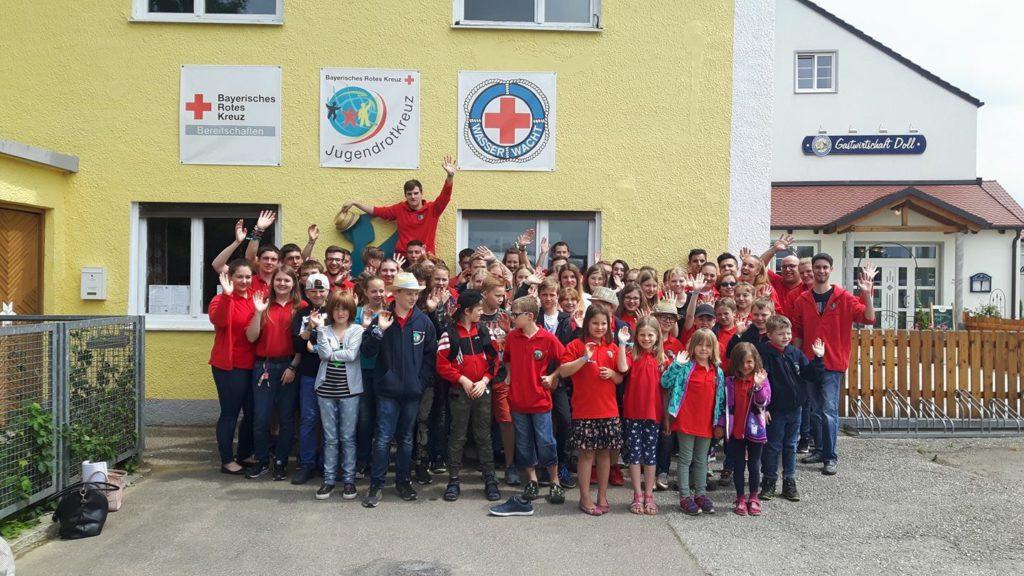 Starkes Team: Das Jugendrotkreuz in Markt Indersdorf
