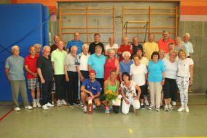 35 Jahre Herzsportgruppe
