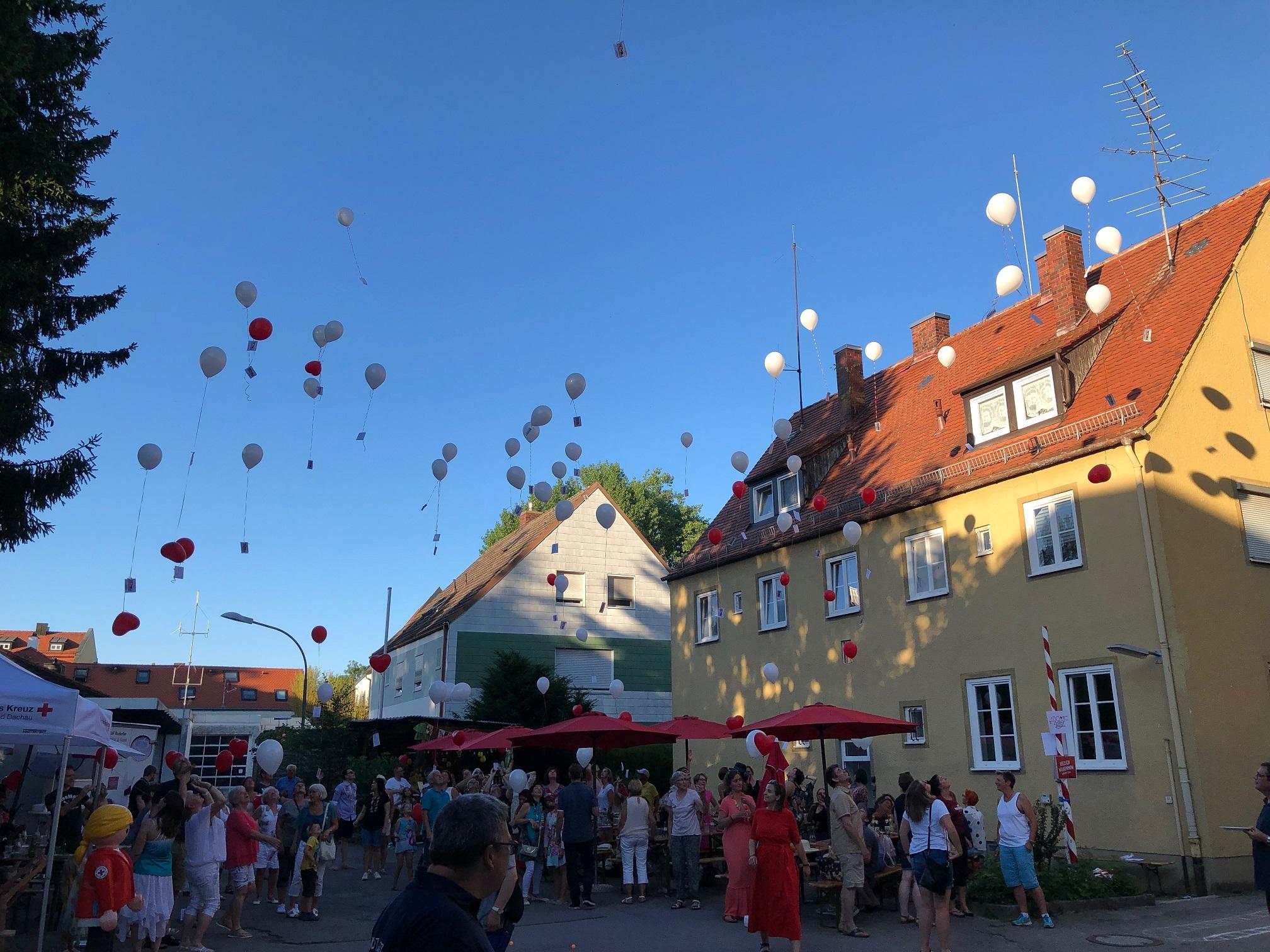 Sommerfest des BRK Dachau