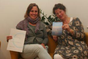 Julia Kießig (links) und Barbara Nicole Stapel