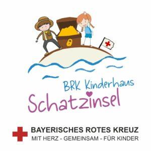 Logo Kindergarten Schatzinsel in Karlsfeld
