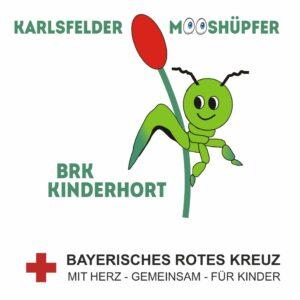 Logo Kinderhort Karlsfelder Mooshuepfer