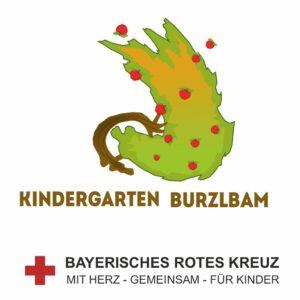 Logo Kindergarten Burzlbam in Weichs