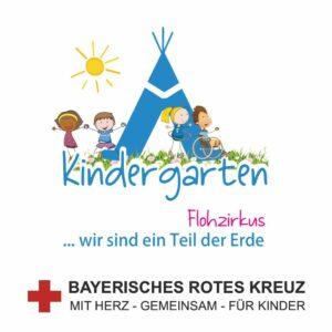 Logo Kindergarten Flohzirkus in Karlsfeld