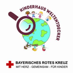 Logo Kinderhaus Weltentdecker in Hebertshausen