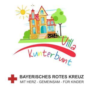 Logo Kindergarten Villa Kunterbunt in Vierkirchen
